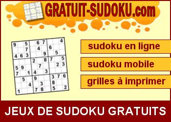 Jeu Gratuit De Sudoku En Ligne Grilles De Sudoku A Imprimer